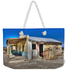 Mojave Times Weekender Tote Bag by Richard J Cassato