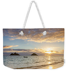 Mokulua Morning Weekender Tote Bag