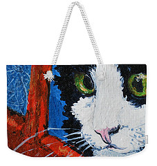 Molly Weekender Tote Bag