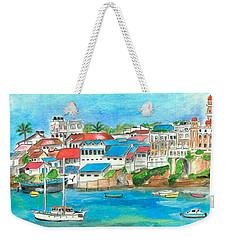 Mombasa Town Weekender Tote Bag