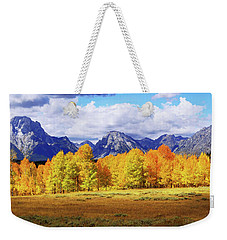 Weekender Tote Bag featuring the photograph Moment by Chad Dutson