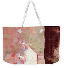 Moment Of Glory - Large Triptych - Panel 2 Of 3 Weekender Tote Bag