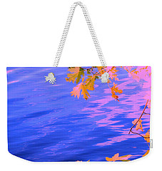 Moment Of Quiet  Weekender Tote Bag