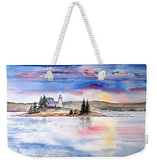 Moments Before Sunset Weekender Tote Bag