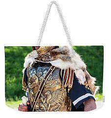 Watchful Roman Legionnary Soldier Weekender Tote Bag