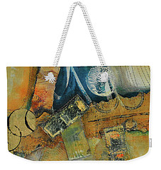 Moments In The Middle 1 Weekender Tote Bag