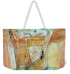 Moments In The Middle 3 Weekender Tote Bag