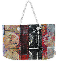 Moments In The Middle 4 Weekender Tote Bag