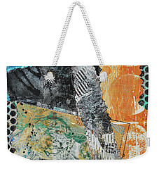 Moments In The Middle 6 Weekender Tote Bag