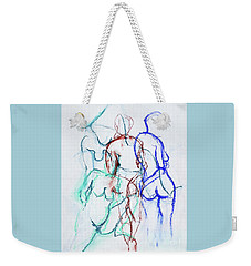 Moments In Time No 2 Weekender Tote Bag