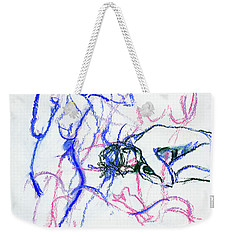 Moments In Time  No 1  Weekender Tote Bag