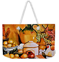 Mom's Kitchen Weekender Tote Bag