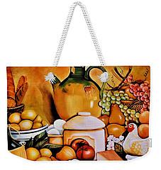 Mom's Kitchen Weekender Tote Bag