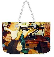 Mom's Sewing Room  Weekender Tote Bag