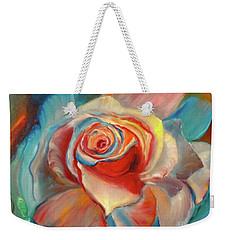 Mon Ami Weekender Tote Bag by Jenny Lee