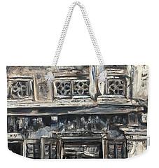 Mon Vieux Quartier Weekender Tote Bag