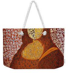 Monalisa Weekender Tote Bag