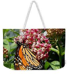 Monarch Arc Weekender Tote Bag