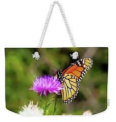 Monarch Butterfly Dreams Weekender Tote Bag