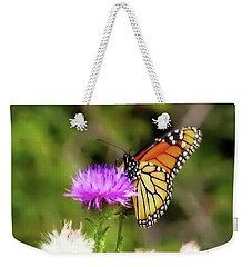 Monarch Butterfly Dreams Weekender Tote Bag