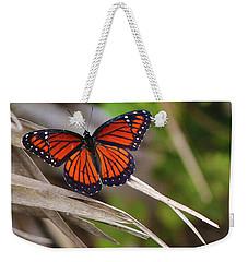 The Monarch  Weekender Tote Bag