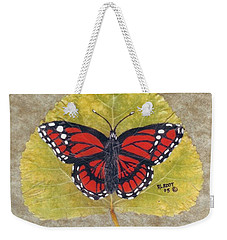 Monarch Butterfly Weekender Tote Bag by Ralph Root