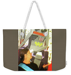 Monarch Deals With Artificial Intelligence II Weekender Tote Bag