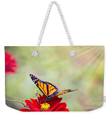 Monarch Magic Weekender Tote Bag