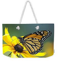 Monarch Weekender Tote Bag by Michael Peychich