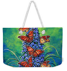 Monarch Waystation Weekender Tote Bag