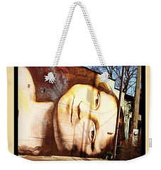 Mona's Facial Expression Weekender Tote Bag