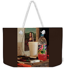 Weekender Tote Bag featuring the photograph Monas Sodas by Joe Jake Pratt