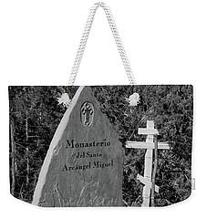 Monasterio Del Santo Arcangel Miguel Weekender Tote Bag