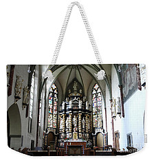Monastery Church Oelinghausen, Germany Weekender Tote Bag