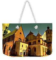 Monastery In The Wachock/poland Weekender Tote Bag