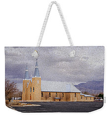 Monday Morning Weekender Tote Bag