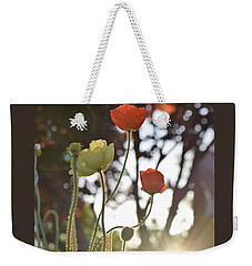 Monday Morning Sunrise Weekender Tote Bag