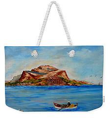 Monemvasia Weekender Tote Bag