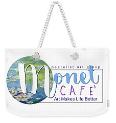 Monet Cafe' Products Weekender Tote Bag