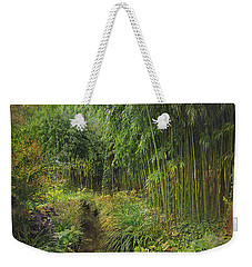 Monets Paradise Weekender Tote Bag by John Rivera