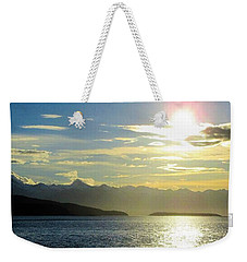 Monica Weekender Tote Bag