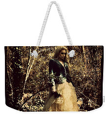 Monique 1 Weekender Tote Bag by Mark Baranowski
