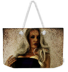 Monique 2 Weekender Tote Bag by Mark Baranowski