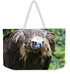 Monk Vulture 3 Weekender Tote Bag