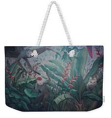Monkees In The Jungle Weekender Tote Bag