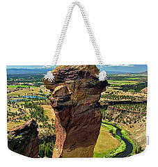 Monkey Face Weekender Tote Bag