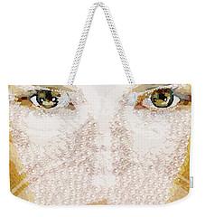 Monkey Glows Weekender Tote Bag