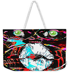 Monkey Works Weekender Tote Bag