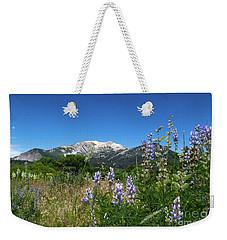 Mammoth Meadow   Weekender Tote Bag