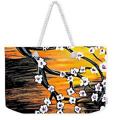 Mono No Aware Weekender Tote Bag